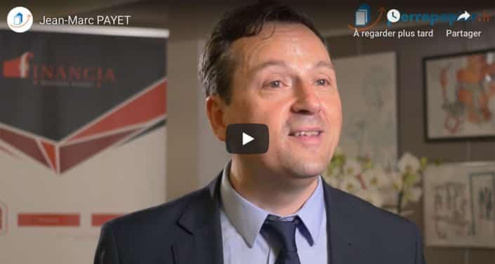 Jean-Marc Payet, enseigner la gestion de patrimoine