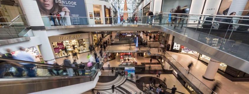 Les centres commerciaux de Klépierre en grande forme