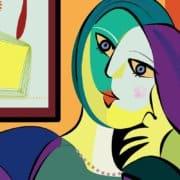 Le conseil immobilier de Picasso