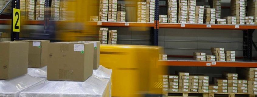 La demande pour le secteur logistique s'intensifie