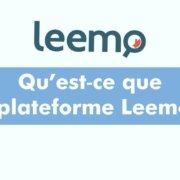 Pierre Lestang, Julie Desouches: «Leemo combine le meilleur du digital et de l'humain. »