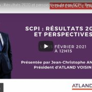 "Le ""Replay"" : Altand Voisin, performances SCPI 2020 et perspectives"