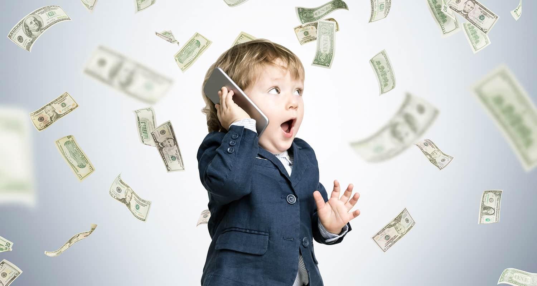 L'argent fait-il le bonheur ? En tout cas il brille...