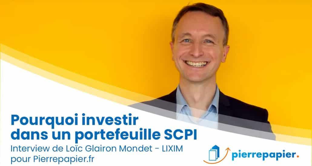 Investir dans un portefeuille de SCPI : quels avantages ?